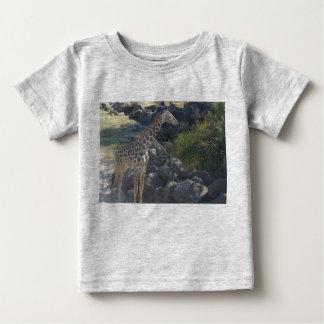 T-shirt Pour Bébé chemise de girafe de bébé