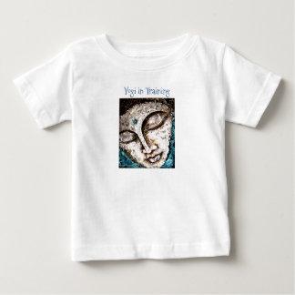 T-shirt Pour Bébé Chemise de nourrisson de yogi de Bouddha