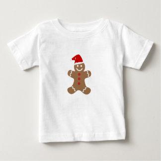 T-shirt Pour Bébé Chemise de pain de gingembre d'enfant en bas âge