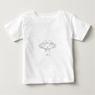 T-shirt Pour Bébé Chemise de singe