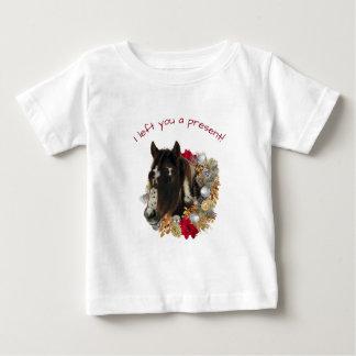 T-shirt Pour Bébé Chemise de tintements du carillon de Joyeux Noël