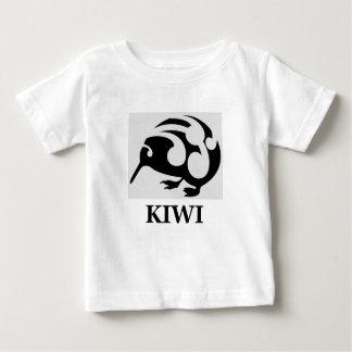 T-shirt Pour Bébé Chemise d'oiseau de la Nouvelle Zélande de KIWI