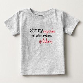 T-shirt Pour Bébé chemise drôle du jour de valentine pour l'enfant