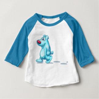 T-shirt Pour Bébé Chemise fraîche de bébé de bande dessinée d'ours