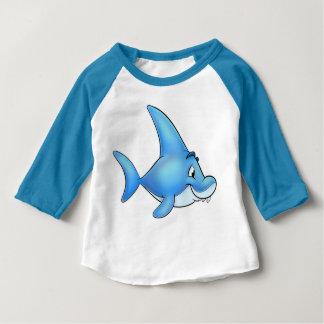 T-shirt Pour Bébé Chemise mignonne de bébé de bande dessinée de