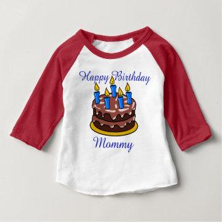 T-shirt Pour Bébé Chemise mignonne faite sur commande de bébé de