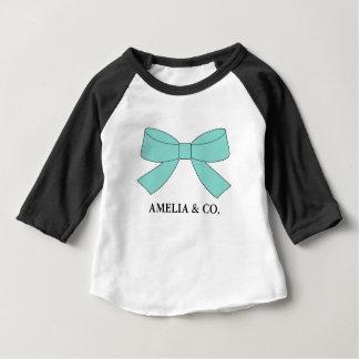 T-shirt Pour Bébé Chemise nuptiale de partie de douche de demoiselle