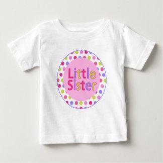 T-shirt Pour Bébé Chemise ou combinaison de petite soeur de point de