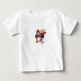 T-shirt Pour Bébé CHEMISETTE AMOUR DE NOËL. FashionFC