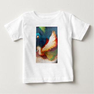 T-shirt Pour Bébé Cheval de vol 2