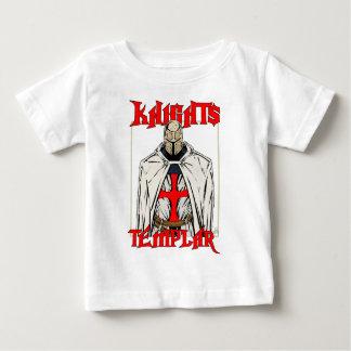 T-shirt Pour Bébé Chevaliers Templar