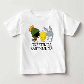 T-shirt Pour Bébé Chibi MARVIN le ™ de MARTIAN™, de TWEETY™, et de