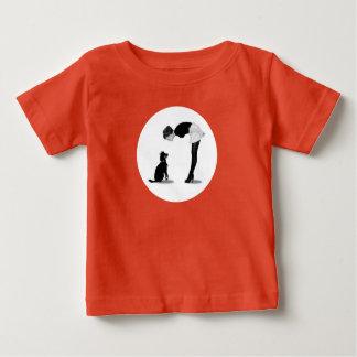 T-shirt Pour Bébé Chica