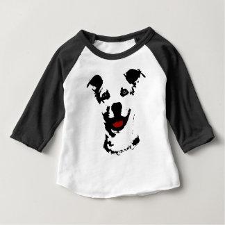 T-shirt Pour Bébé Chien
