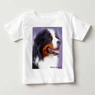 T-shirt Pour Bébé chien de montagne bernese