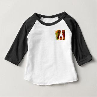 """T-shirt Pour Bébé Chien de montagne de Bernese de """"MONTRE"""" -"""