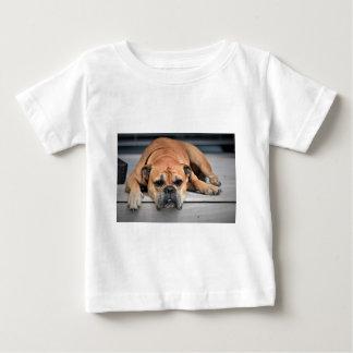 T-shirt Pour Bébé Chien de Taureau