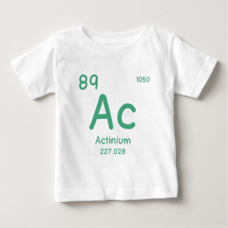 T-shirt Pour Bébé Chimie de hippie