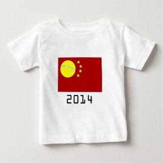 T-shirt Pour Bébé china 2014