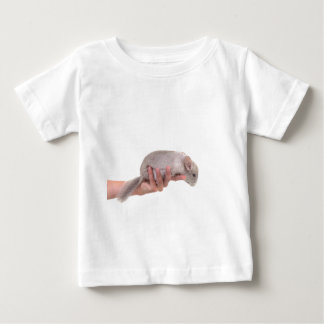 T-shirt Pour Bébé chinchilla