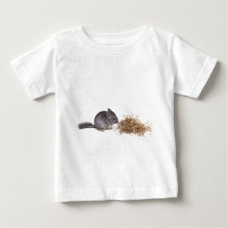 T-shirt Pour Bébé chinchillas