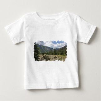 T-shirt Pour Bébé Chiwawa Gulch près de clef de voûte, le Colorado
