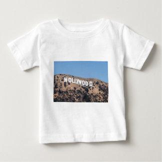 T-shirt Pour Bébé Ciel de la Californie de montagnes de visibilité