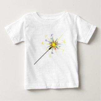 T-shirt Pour Bébé Cierge magique