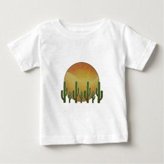 T-shirt Pour Bébé Cieux de Saguaro