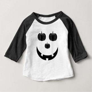 T-shirt Pour Bébé Citrouille Jack