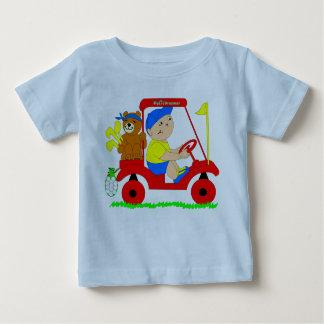 T-shirt Pour Bébé clothig de golf de bébé