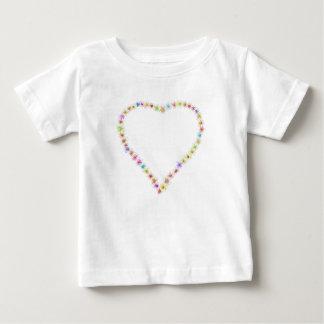 T-shirt Pour Bébé Coeur de bébé