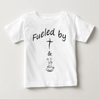 T-shirt Pour Bébé coffee16