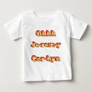 T-shirt Pour Bébé Conception de chant de Corbyn
