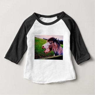 T-shirt Pour Bébé Conception de cheval d'IMG_0897.JPG de Jane