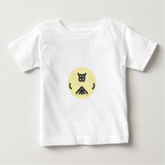 T-shirt Pour Bébé Conception de regard asiatique