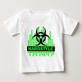 T-shirt Pour Bébé Conception de rythme de Hardstyle