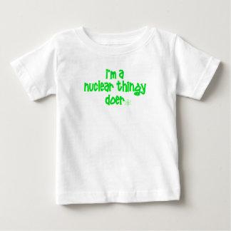 T-shirt Pour Bébé Conception nucléaire originale