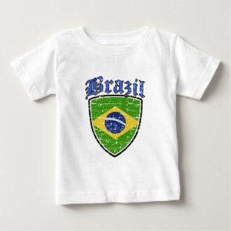 T-shirt Pour Bébé Conceptions du Brésil