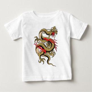 T-shirt Pour Bébé Conceptions personnalisables de dragon chinois