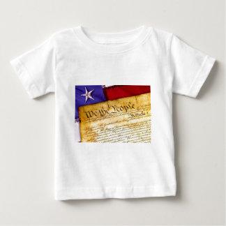 T-shirt Pour Bébé Constitution 4 juillet l'indépendance du 4 juillet
