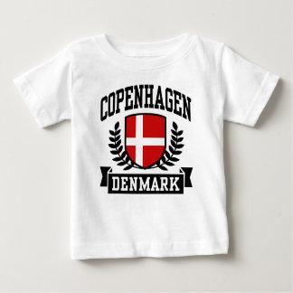 T-shirt Pour Bébé Copenhague Danemark