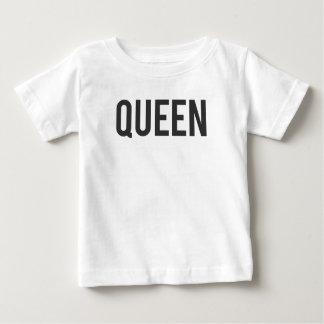 T-shirt Pour Bébé Copie de la Reine