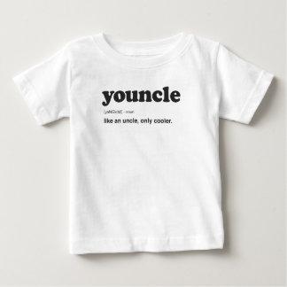T-shirt Pour Bébé Copie drôle de définition de Youncle