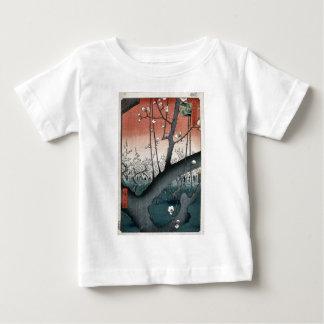 T-shirt Pour Bébé Copie vintage de Japonais