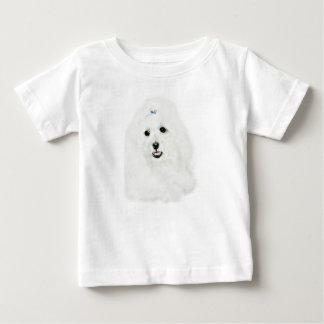 T-shirt Pour Bébé Coton de Tulear