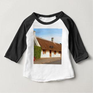 T-shirt Pour Bébé Cottage de Robert Burns, Alloway, Ecosse