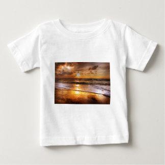 T-shirt Pour Bébé Coucher du soleil
