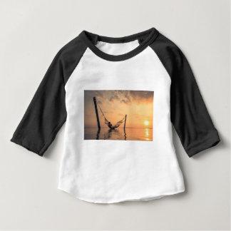 T-shirt Pour Bébé Coucher du soleil de Bali