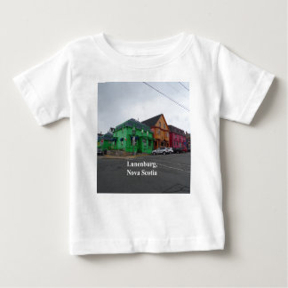 T-shirt Pour Bébé Couleurs de Lunenburg